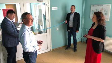 """AS """"LatRailNet"""" atklāj uzņēmuma jaunās biroja telpas Turgeņeva ielā 21, Rīgā"""
