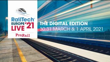 Aizvadīta starptautiska dzelzceļa nozares profesionāļu konference RailTech Europe 2021